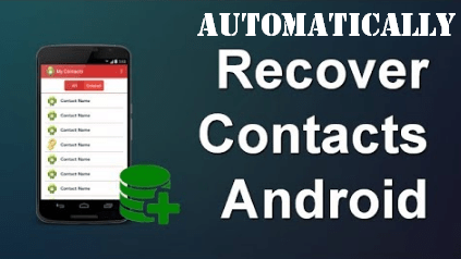 Retrieve Deleted Phone Numbers from Android