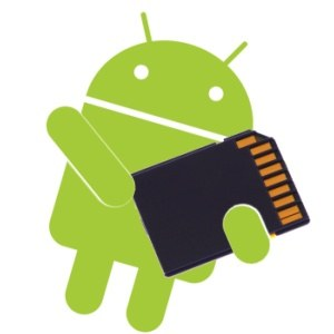 How to retrieve data from encrypted SD card_
